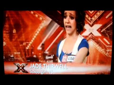 Jade Thirlwall  X Factor audition 2008 - 15 years old