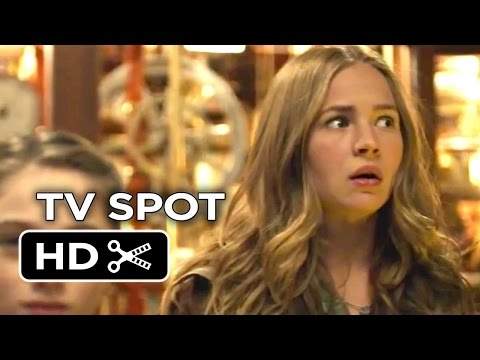 Tomorrowland TV SPOT - Incredible (2015) - Britt Robertson, George Clooney Movie HD