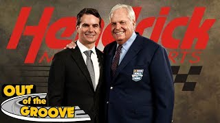 Jeff Gordon to take over Hendrick Motorsports?
