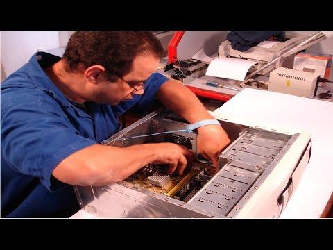 Clique e veja os vídeos da área Curso Profissionalizante CPT Montagem e Manutenção de Computadores