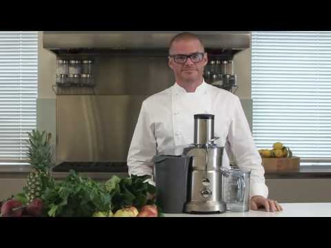 Sage by Heston Blumenthal | Nutri Juicer | Harvey Norman Ireland
