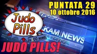 FIJLKAM NEWS 29 - Judo Pills!
