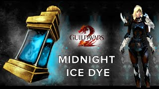 Guild Wars 2 | Midnight Ice / White Dye