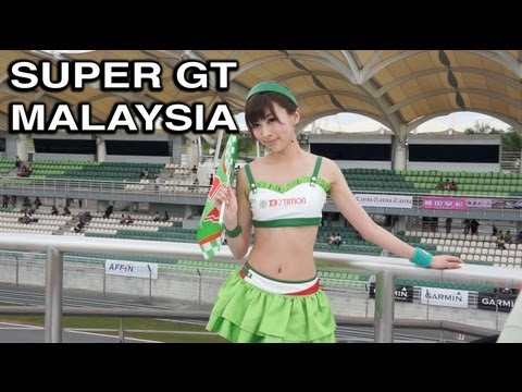 Behind the Smoke 2 - Ep 18 - Super GT Malaysia - Daijiro Yoshihara