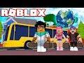 Tatile Giderken Başımıza Gelenler | Roblox Macera Otobüsü