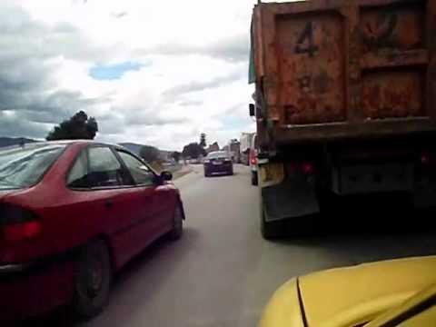 Des automobilistes indisciplinés derrière un encombrement monstre près de Tizi-ouzou