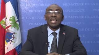 VIDEO: Haiti - PM Evans Paul lanse yon PINGA bay tout moun ki vle fe dezod nan lari a...