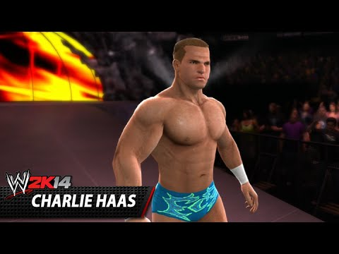 WWE 2K14 Community Showcase: Charlie Haas (Xbox 360)
