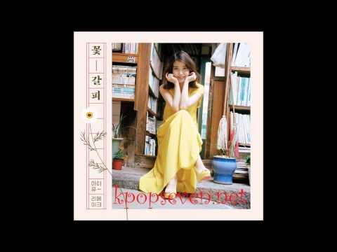 [MP3/DL] IU (아이유) - 나의 옛날이야기 (My Old Story) [Flower Bookmark Special Album]