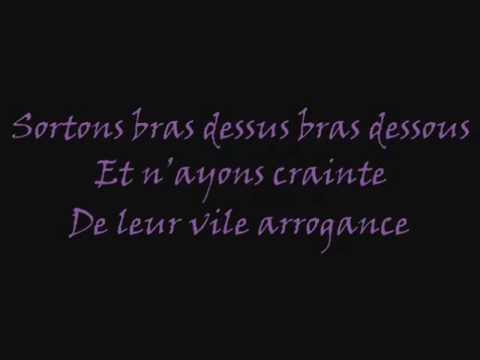 Mozart Lopera Rock - Tatoue-Moi