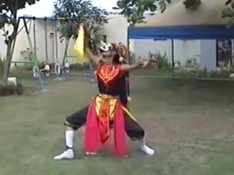 Tari Topeng Gettak Madura Jawa Timur video