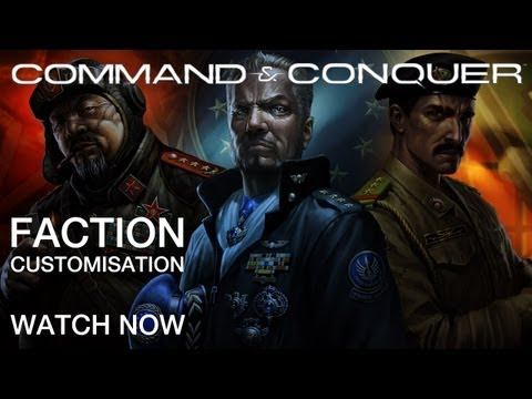 PWNED - Command & Conquer   Faction Customisation   PWNED March 2013
