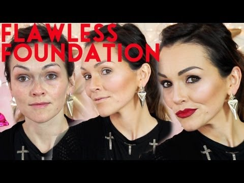 7 Steps to a Flawless Face (Foundation)   Kandee Johnson