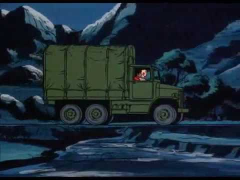 Planet of the Poop: Ron Misdiagnoses a Green Truck (and everyone else, too!)