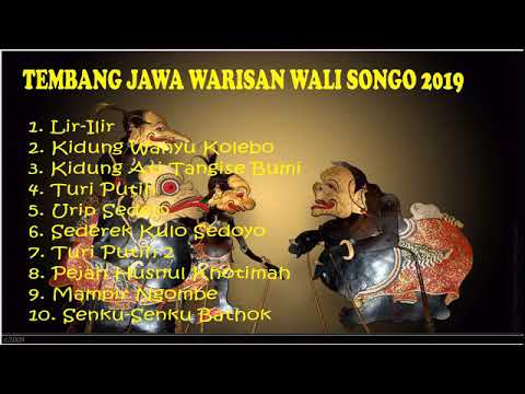 Download TEMBANG JAWA Warisan Wali Songo //Top 2019 Mp4 baru
