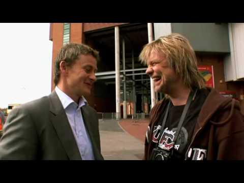 Alex Rosén møter Solskjær