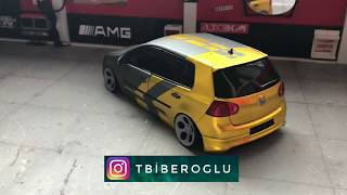Download Lagu R32 Golf Mk5 Gmg Garage Folyosuyla Satin Renk Tasarım Kaplama / 1:18 Diecast Model Gratis STAFABAND