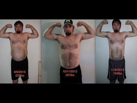 Focus T25 Results   43 Pounds GONE!!!