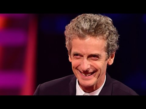 Peter Capaldi on keeping Doctor Who a secret - The Graham Norton Show: Series 16 Episode 1 - BBC One