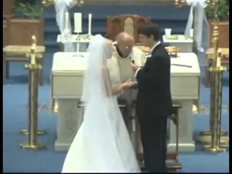 La dama de honor sufre un desmayo en plena boda