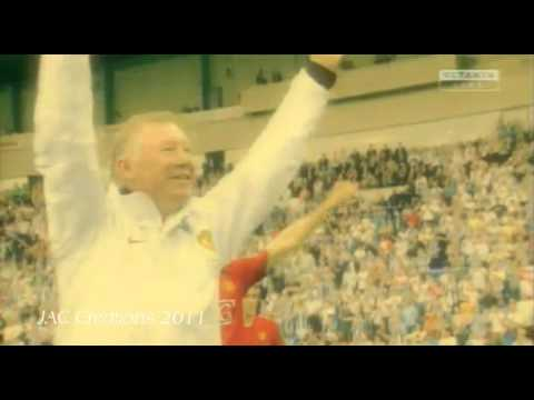 Good Bye Sir Alex - Tribute - West Brom vs Manchester United