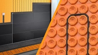 Come installare un riscaldamento elettrico a parete e a pavimento
