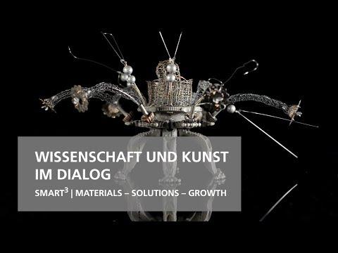 Fraunhofer-Gesellschaft - Wissenschaft und Kunst im Dialog - Smart Materials