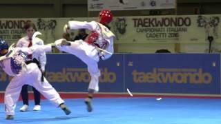Explosive kicks! #Taekwondo #Italy