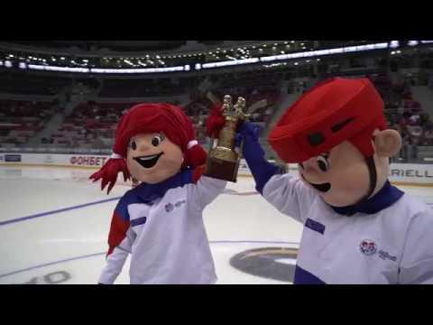 Ролик на закрытие финала «Кубка Добрый лёд»