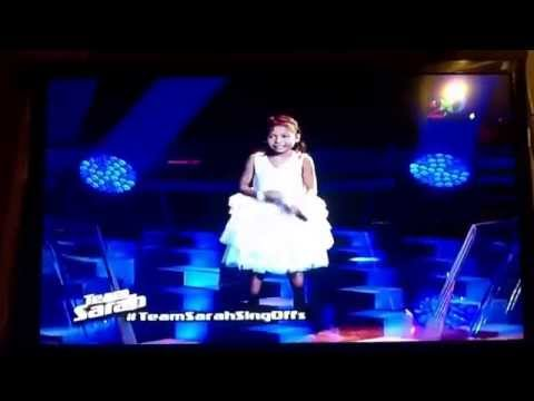 The Voice Kids lyca Singing Dance With My Father Again (tagalog Version) video