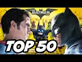 Download Lego Batman TOP 50 Easter Eggs - Justice League and Suicide Squad in Mp3, Mp4 and 3GP