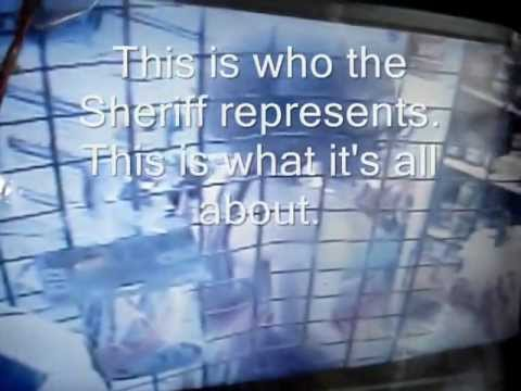 CORRUPT U.S COURT PSYCHOLOGIST PAMELA aka (THE SHERIFF) PAYS POLICE TO.....