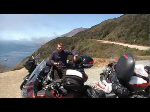 -KAWASAKI CONCOURS 14 -TRIP TO CALIFORNIA PART 6-wyprawa do Kaliforni cz 6