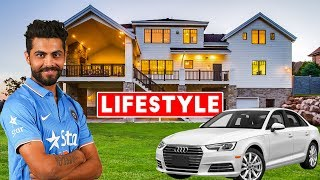 Ravindra Jadeja Lifestyle, Family, House, Cars, Wife, Career, Income, Biography & Net Worth 2018
