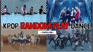 RANDOM PLAY DANCE [WITH COUNTDOWN] | capsojiin