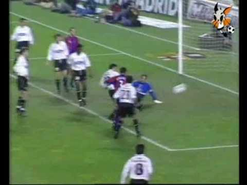 Barcelona - Valencia  3-4 (temporada 97-98)