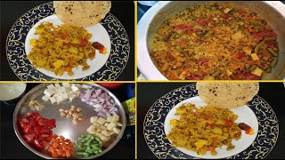 Healthy Lockdown(Quarantine) One Pot Meal|Easy Green Sprout Khichdi|What I Eat In My Lockdown Days