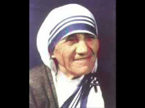 In Memory of Blessed Mother Theresa of Calcutta
