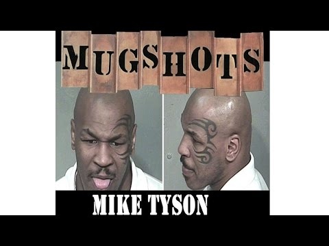 Mugshots: Mike Tyson - The Early Years