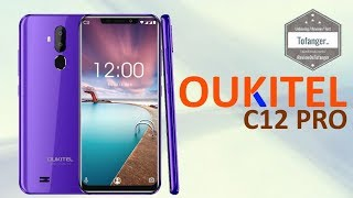 OUKITEL C12 Pro 4G Smartphone - 2GB Ram 16GB Stockage - Android 8 - Unboxing