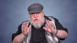 George RR Martin on Foreshadowing