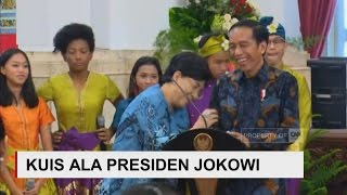 Full Begini Seru Asyiknya Presiden Jokowi Bersama Musisi Nasional Hari Musik Nasional