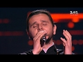 "Oleksandr Klymenko ""Materynsʹka lyubov"" - blind Audition – The Voice of Ukraine – season 7"