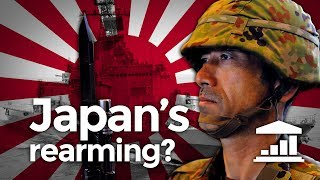 Why is Japan REARMING? - VisualPolitik EN