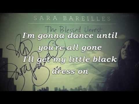 Sara Bareilles - Little Black Dress