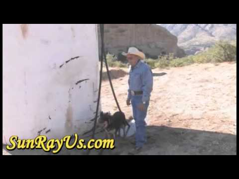 SunRay Solar Off Grid Ranching And Cabins Custom Review