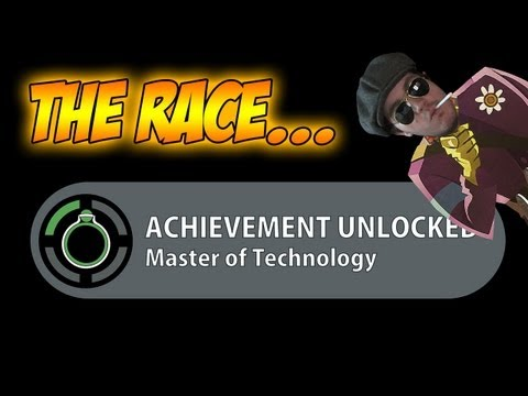 The Achievement Hunting Race of 2013