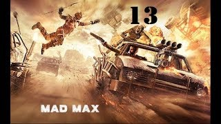 Let's Play Mad Max Pt13: A (Conversation) Wasteland