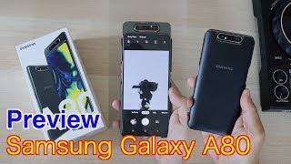 พรีวิว Samsung Galaxy A80 เอาแบบละเอียด