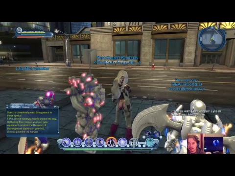 Agamemnon's Live Game Review - 9 March 2017 DC Universe Online